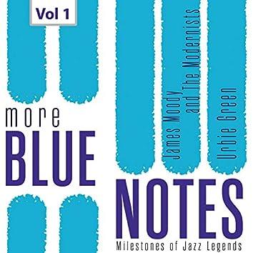 Milestones of Jazz Legends: More Blue Notes, Vol. 1