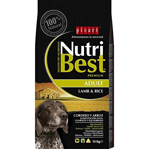Nutribest Dog Adult Cordero 15K 15000 g