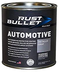 Rust Bullet Inhibitor Paint review