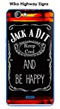 ONOZO Jack Said Keep Cool Design Case For Wiko Highway