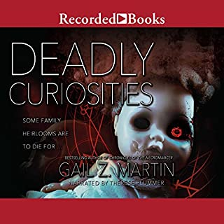 Deadly Curiosities cover art