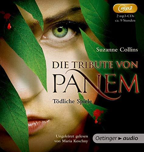 Die Tribute von Panem 1: Tödliche Spiele (2 mp3 CD)