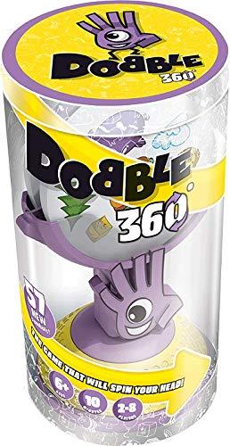 Dobble - 360° - Kartenspiel  Deutsch  Deutsch