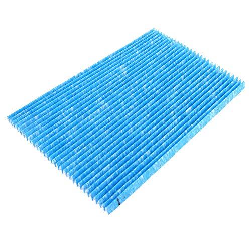 Qqmora, filtro purificatore d'aria leggero, adatto per DaiKin durevole filtro dell'aria filtro purificatore d'aria filtro di ricambio premium materiale filtrante facile da installare bagno per la casa
