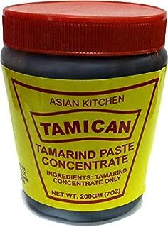 Asian Kitchen Natural Tamarind Concentrate 8oz (227g) ~ Gluten Free, No Added Sugar or Salt   Vegan   NON-GMO   No Colors   Indian Origin
