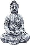 Statua Scultura Buddha Shiva, Fatto a Mano, Resistente al Gelo