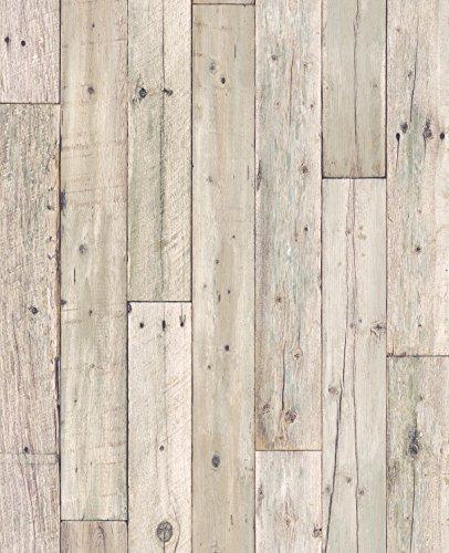 サンゲツ 壁紙5m ナチュラル  グレー 木目 FE-4156