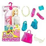 Zapatos, Bolsos, Joyas | Barbie | Mattel DHC54 | Accesorios Set para...