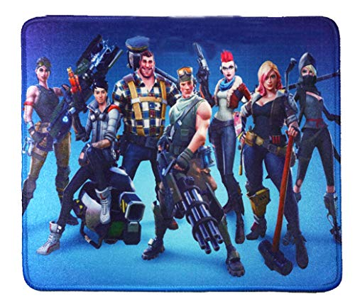 Computer Mouse Pad Gaming Design Fort_Night 12x10 Inches Table Mat for boy Boys Gaming Gift Gamer