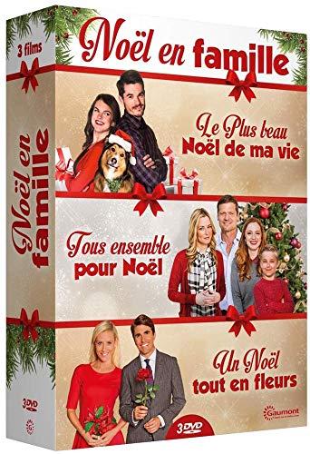 Famille : Le plus beau Noël de ma vie + Tous ensemble pour Noël + Un Noël tout en fleurs