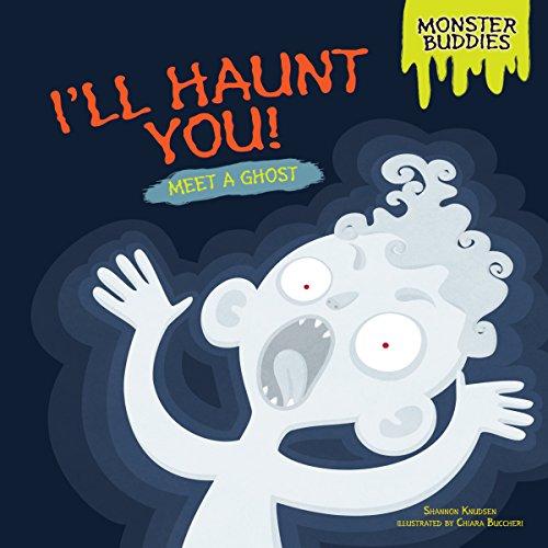 I'll Haunt You! copertina