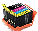 4 Ink Cartridge Compatible for Lexmark 150XL 150 Printer S315 S415 S515 Pro715 Pro915