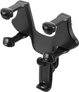 FAVOMOTO Espelho Retrovisor Do Carro Montar Aderência Clipe para Smartphones Suporte de Navegação Do Carro Espelho Retrovi...