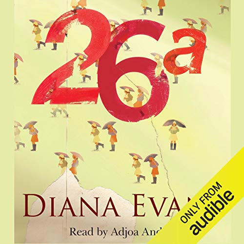 26a audiobook cover art