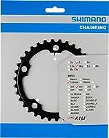 シマノ(SHIMANO) 補修パーツ チェーンリング 34T FC-R565 ブラック Y1MT34010
