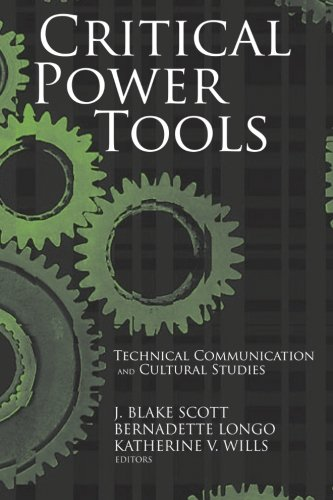 Compare Textbook Prices for Critical Power Tools: Technical Communication and Cultural Studies SUNY series, Studies in Scientific and Technical Communication  ISBN 9780791467763 by Scott, J. Blake,Bernadette Longo,Katherine Wills