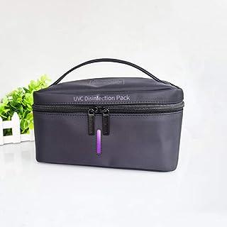 Portable UV Underwear Disinfection Bag, Light Travel Sanitizer Box, UV Sterilization Pack with high elastic composite nylo...