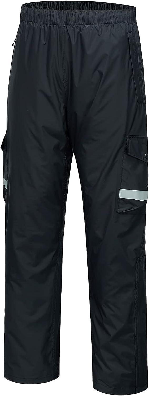 SEAL Sale price limited product BASSDASH Complete Men's Breathable Pant Waterproof Lig Rain