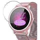 VacFun 3 Piezas Vidrio Templado Protector de Pantalla, compatible con AIMIUVEI G30 1.28' Smartwatch Smart Watch, 9H Cristal Screen Protector Protectora Reloj Inteligente NEW Version