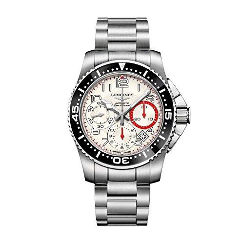 Longines HydroConquest Automatic Chronograph Column Wheel Men's Watch