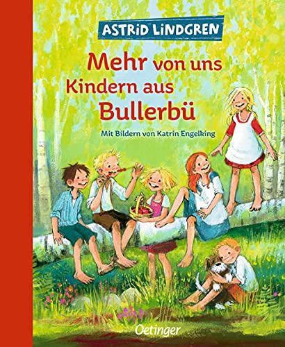 Mehr von uns Kindern aus Bullerbü (Wir Kinder aus Bullerbü)