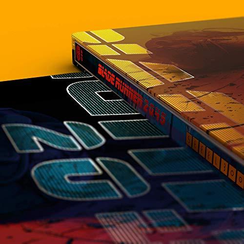【Amazon.co.jp限定】ブレードランナー 2049 4K ULTRA HD & ブルーレイセット スチールブック仕様 (初回生産限定)[4K ULTRA HD + Blu-ray][Steelbook] - ライアン・ゴズリング, ハリソン・フォード, アナ・デ・アルマス, マッケンジー・デイヴィス, シルヴィア・フークス, ロビン・ライト, ジャレッド・レト, デイヴ・バウティスタ, ドゥニ・ヴィルヌーヴ