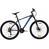 Front fork: Alloy, coil spring, lockout system suspension speed: 21 speed shifters: Shimano ef-500, easy fire Material: Aluminum-alloy Front derailleur: Shimano tourney ty300 rear derailleur: Shimano tourney tz500 crankset: Steel,170mm crank arm Sadd...