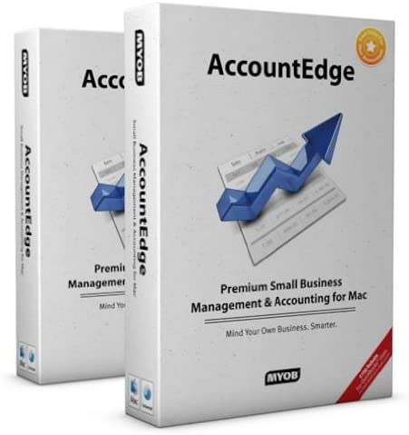 Myob Accountedge 2009 for Dealing full price reduction Edition NEW before selling ☆ Mac Network Includes