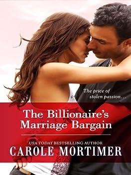 The Billionaire s Marriage Bargain  Billionaire Collection