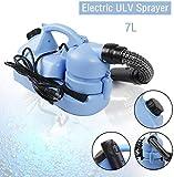 SOAR ULV Fogger Sprayer El Pulverizador Eléctrico ULV, 7L Portátil Fogger Máquina De Desinfección De La Máquina del Asesino del Mosquito Fogger Desinfección