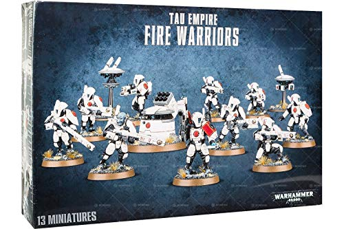Warhammer 40,000 - Tau Empire Fire Warriors 56-06