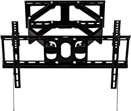 CJ Tech Full Motion Television TV Wall Mount for Flat Panel 32
