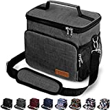 Best Work Lunch Boxes - Insulated Lunch Bag for Women/Men - Reusable Lunch Review