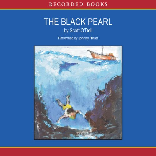 The Black Pearl  audiobook cover art