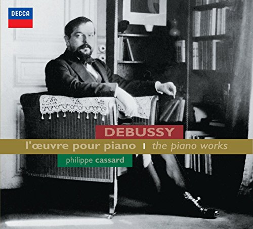 Debussy:the Piano Works