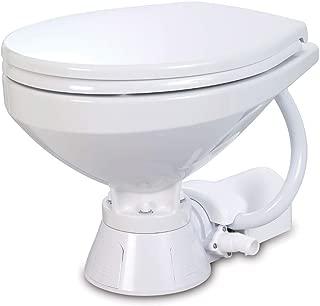 Jabsco 37010 Series, Electric Marine Toilet, Boating Head