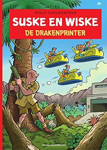 De drakenprinter (Suske en Wiske) (Dutch Edition)