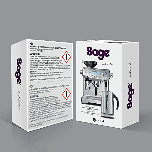Sage Appliances SES007 Entkalker