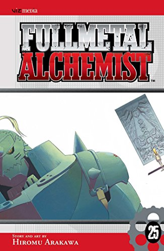 Fullmetal Alchemist, Volume 25