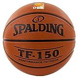 Spalding Basketball TF150 DBB Out 83-104z, Orange, 7