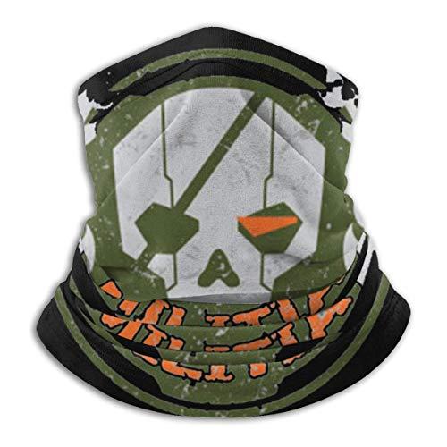 Miliz Pilot Academy Winter Neck Warmer für Männer Frauen Ski Neck Gaiter Cover GesichtsMas-ke