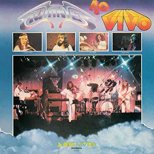 Mutantes, LP Ao Vivo- Série Clássicos Em Vinil [Disco de Vinil]