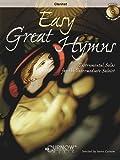 Easy Great Hymns: Bb Clarinet/Bb Bass Clarinet - Grade 2