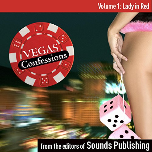 Vegas Confessions 1 audiobook cover art