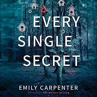 Every Single Secret audiobook cover art