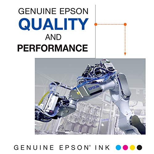 EPSON T273 Claria Ink High Capacity Yellow Cartridge (T273XL420-S) for Select Epson Expression Premium Printers Photo #5