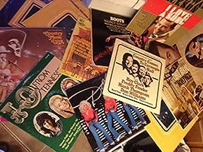 COUNTRY GIFT BAG 3 LP'S (RANDOM) VG+/VG+ OR BETTER