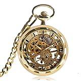 SHKUU Reloj Bolsillo Vintage Todos los Hombres Deben Morir Patrón Reloj Bolsillo Retro Una canción Hielo y Fuego Juego Tronos Relojes Cuarzo Fob