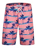 ELETOP Men's Swim Trunks Quick Dry Board Shorts Beach Holiday...