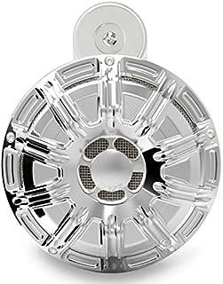 Arlen Ness 70-251 Horn Cover - 10-Gauge - Chrome